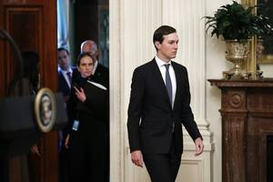 jared kushner presents israel-backed middle east plan to united nations