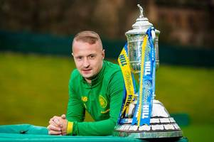 leigh griffiths almost quit celtic as he reveals the neil lennon heart-to-heart that led to incredible turnaround