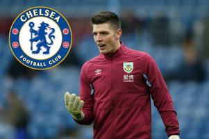 burnley's stance on nick pope to chelsea transfer amid frank lampard's kepa arrizabalaga problem