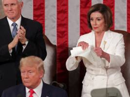 spokespeople for nancy pelosi and facebook got into a twitter spat over an edited video of trump's state of the union video: 'what planet are you living on?' (fb, twtr)