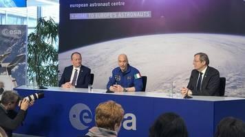 luca speaks with european media