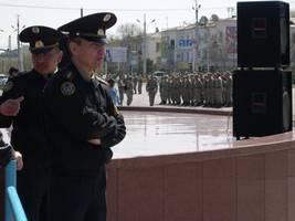 eight dead, 40 hurt in kazakhstan clashes