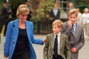 what princess diana left in her will for when prince harry turned 30
