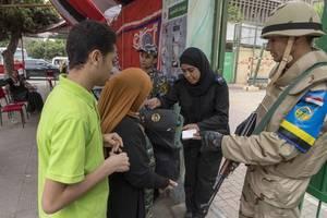 egypt's population juggernaut approaches 100 million mark