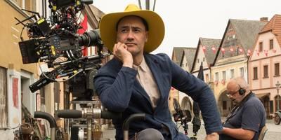 taika waititi explains the origins of his movie 'jojo rabbit,' which won him the best adapted screenplay oscar