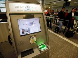 the trump administration won't allow new yorkers to apply for or renew global entry due to the state's 'sanctuary' law — but there's a free app travelers can use to bypass customs lines. here's how it works.