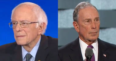 JUST IN: Sanders Opens Huge Lead on Biden in New Poll, Bloomberg Leapfrogs Warren and Buttigieg for Third