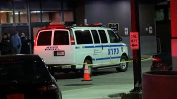 suspect accused of ambushing nypd officers charged with murder