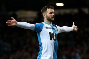 blackburn's adam armstrong could cause hull city serious damage - inside view from rovers camp