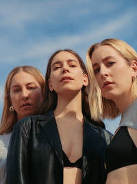 now they're in it: haim interviewed