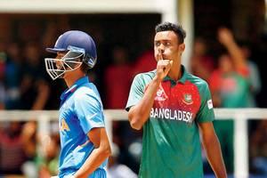 u-19 world cup: india young guns lose to bangladesh to miss consecutive title