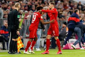 bayern munich get double injury boost ahead of champions league last-16 clash vs chelsea