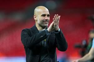 juventus plotting 'money no object' deal to make man city boss pep guardiola next manager