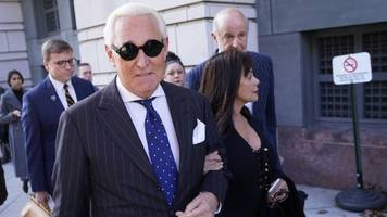 prosecutors recommend that roger stone serve up to 9 years in jail