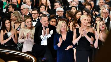 the oscars aren't alone: viewership is down across many award shows