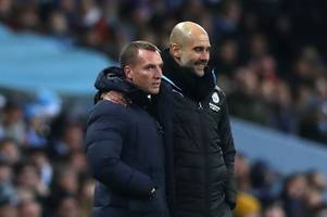 Rearranged Manchester City v West Ham fixture could provide boost for Leicester City