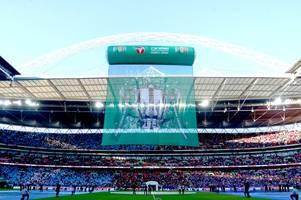 aston villa carabao cup final: latest injury update, wembley tickets & man city team news