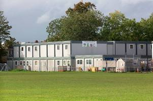 this thornton heath school based in temporary classrooms has been given yet another bad piece of news