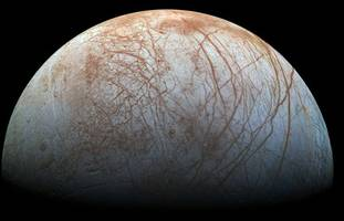 octopus-like aliens could be living in a hidden ocean on jupiter's moon europa, scientist claims
