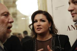 songwriter diane warren, soprano anna netrebko bag polar music prize