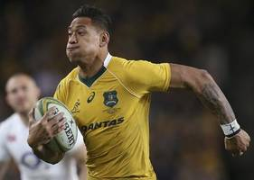 steve mcnamara 'unsure' if israel folau will make catalans debut this weekend