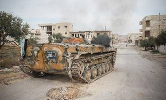 syrian forces retake main aleppo-damascus highway: observatory