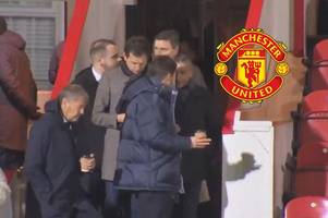 'welcome to united' - man utd fans excited about video of ex-tottenham boss mauricio pochettino