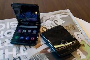 Samsung's Galaxy Z Flip beats the Motorola Razr in nearly every way