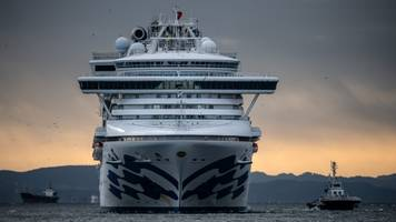 Coronavirus Cases On Quarantined Cruise Ship Jump To 174