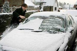 uk weather: 'hazardous' wind and snow chaos forecast in storm ciara aftermath