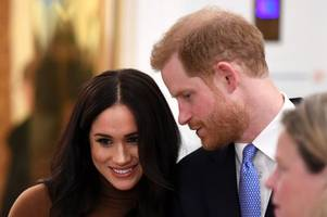 prince harry 'in talks with goldman sachs' after being tipped to earn £1billion with meghan markle
