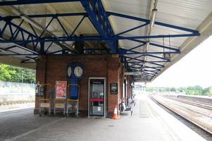 passengers' fury as south western railway station toilets shut for months with no alternative