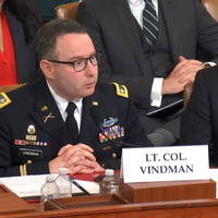 fact-checking trump's defense for removing vindman