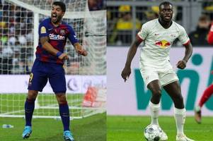 luis suarez, dayot upamecano and summer transfers arsenal, chelsea and tottenham can do on cheap