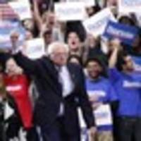 comment: the media keep falling in love - with anybody but bernie sanders