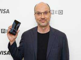 The rise and fall of Andy Rubin, the former Google executive accused of sexual misconduct whose new startup, Essential, just shut down for good (GOOGL, GOOG)