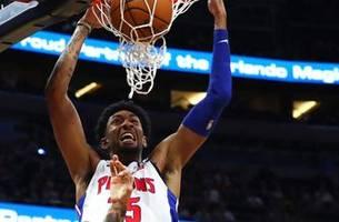 Pistons enter break with 116-112 overtime loss in Orlando