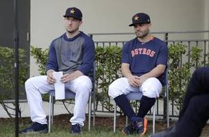 Column: Cheating Astros just don't seem to get it
