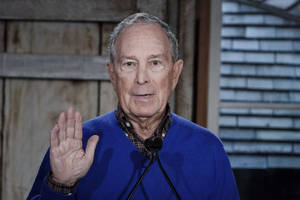 Can Mike Bloomberg Buy Enough Fun Memes To Win The Democratic Nomination?