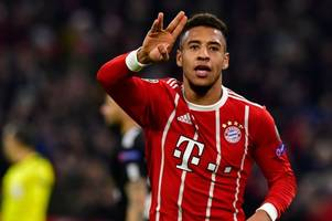 man utd had january loan deal for corentin tolisso 'rejected' by bayern munich