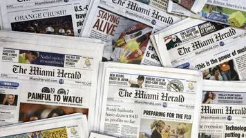 newspaper publisher mcclatchy files for chapter 11 protections