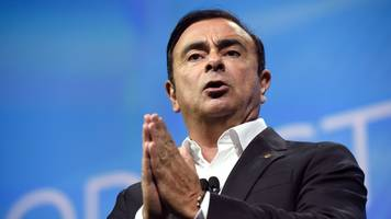 Nissan Sues Former Chairman Carlos Ghosn Over 'Corrupt' Actions