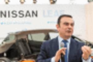 Nissan files $91M lawsuit against former Chairman Carlos Ghosn