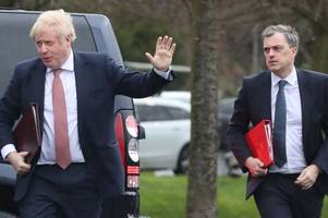 Cabinet reshuffle live as Boris Johnson shakes up top team