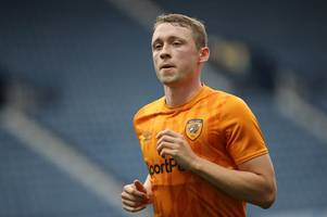 hull city boss grant mccann handed timely injury boost for swansea city visit