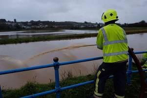 Storm Dennis flooding risk for Devon and Cornwall increased by Met Office