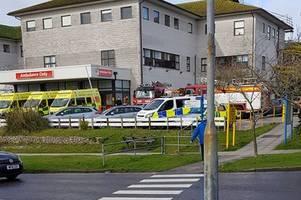 hazardous incident at royal cornwall hospital - updates