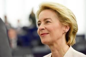 EU chief von der Leyen to testify at German defense inquiry