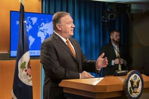 pompeo rejects unhrc list of companies operating in occupied palestine, accuses un of 'unrelenting anti-israel bias'