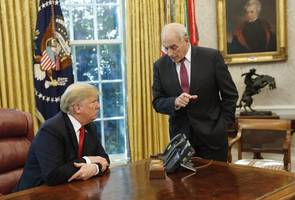 trump lashes out at john kelly after unprecedented comments against president